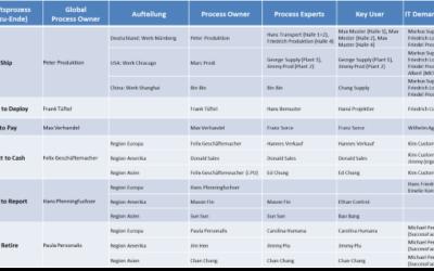 """Was ist eine Prozessorganisation – Artikel in der Zeitschrift """"CIO"""""""