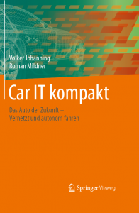 Buch Car IT, Volker Johanning