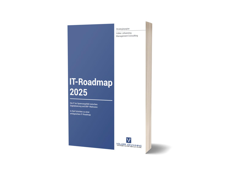 Bild Strategiepapier IT Roadmap