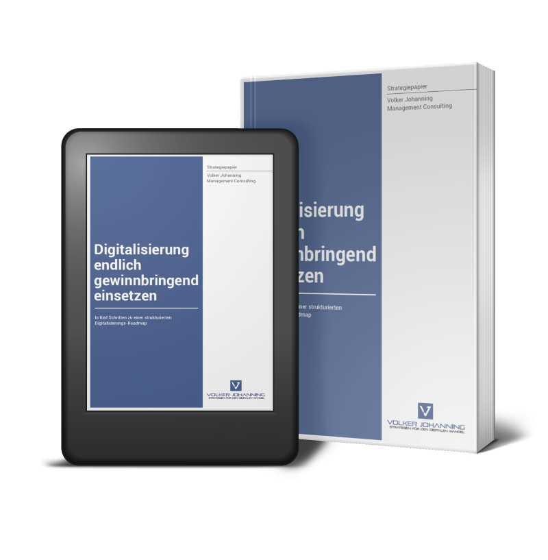 Bild Strategiepapier Digitalisierung